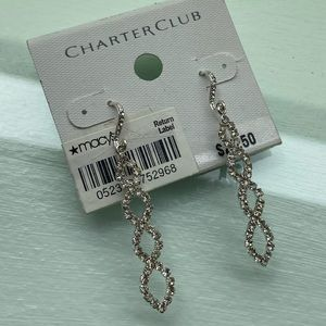 Charter Club Social Core Earrings